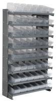 10A075 Single Sided Pick Rack, 36.75InWx60.25InH