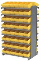 10A093 Double Sided Pick Rack, 36.75InWx60.25InH