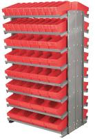 10A102 Double Sided Pick Rack, 36.75InWx60.25InH
