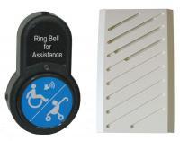 11U403 ADA Push Button Alert, Bigbell Basic