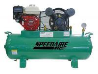 11X292 Air Compressor, 5.5HP, Gas, 29G, Horizontal