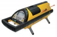 1ELR9 Pipe Laser Level, Self-Level, Range 800 Ft