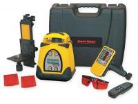 1ELT8 Laser Level Kit, Rotary, Dual Grade