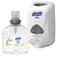 20W437 Hand Sanitizer, Foam, Size 1200mL, PK 2