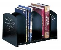 21D157 Adustable Bookrack, 5 Compartment