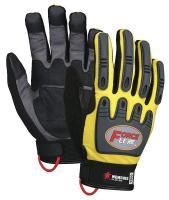 25D635 Glove, Multi-Task, 2XL, Pr