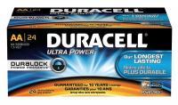 2HYL8 Battery, AA, Performance Alkaline, PK 24