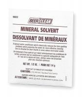 2ZWK8 Powder Beer Clean Mineral Solvent, PK100
