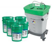 38N836 Parts Washer Kit, 24 Gal, 200 Lb.