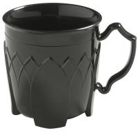 38W347 Mug, Fenwick, 8 oz., Onyx, PK 48