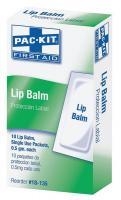 39P062 Lip Balm Packets, 0.5g