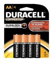 3WA11 Battery, Alkaline, AA, PK 4