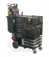 4HFZ9 Complete PM Cart, No Drill, 1140 PC