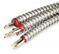 4JC34 Cable, Metal Clad