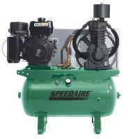 4LGJ5 Stationary Air Compressor, 14 HP, Subaru
