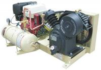 4UHC8 Stationary Air Compressor, 13 HP, 25 cfm