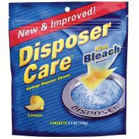 4YJX1 Garbage Disposer Cleaner, 1.23 oz.