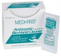 5GTH2 Antiseptic Bio-Hand Cleaner, PK 25