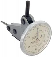 5RCL3 Dial Test Indicator, 0-0.60 In, Vert, White
