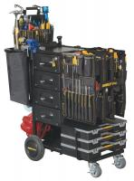 6ETU8 Professional Maintenance Cart, 149 Pc