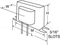 1N119 Ballast, Magnetic, Preheat, 17W