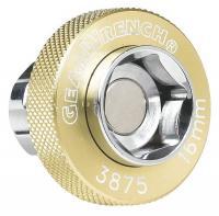 8VZL0 Plug Socket, 16mm