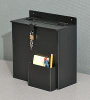 9GVE8 Suggestion Box, 11-1/2 In x 10-3/4 In
